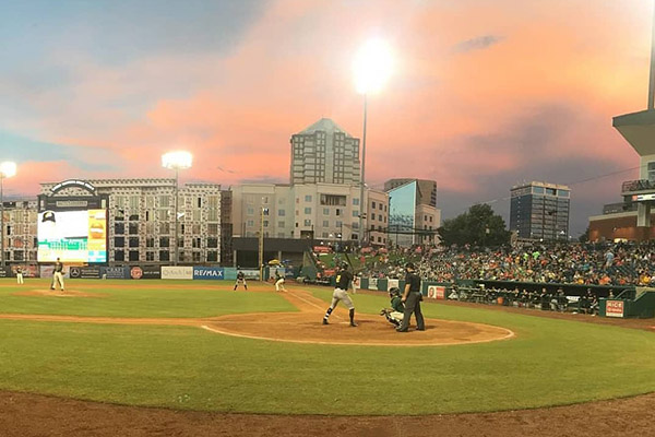 Greensboro Grasshoppers Baseball - Greensboro, NC