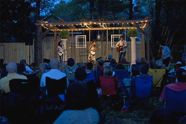 House Concerts - Greensboro, NC
