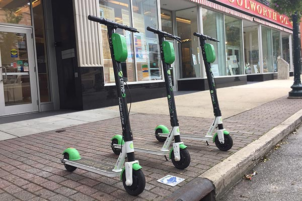 Electric Scooters - Greensboro, NC